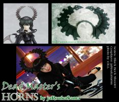BRS Dead Master's Horns by jaRoukaSama