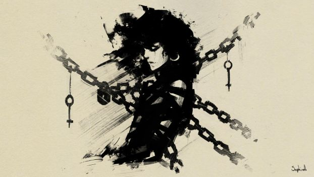Chains by Sephiroth-Art