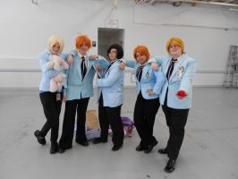 AAC 2013: Ouran High School Host Club by kashana12345
