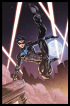 Nightwing by Furlani