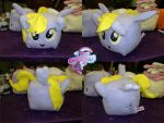 Cube Derpy by angel99percent