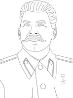 Stalin by handuer