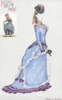 Costume Design Ad Project 04 by siya