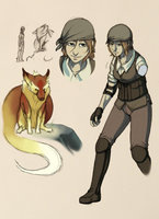 The Fox and the Thief by Felos