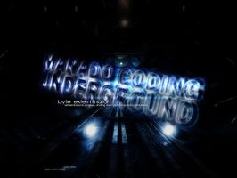 ManadoCodingUnderground black by NorthFac3