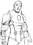 Iron Lad 'Ink' by whasup2191