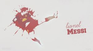 Lionel Messi by suicidemassacre16