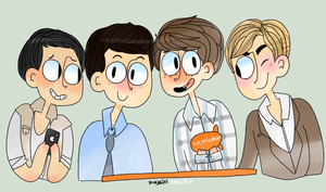 BIG TIME RUSH by MACCARTNEY