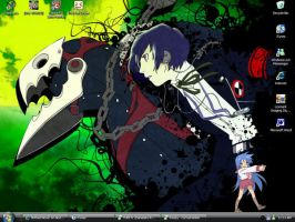 Current Desktop: Persona 3 by dothack4ever