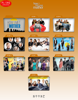How I Meet Your Mother ICONS by n8ne