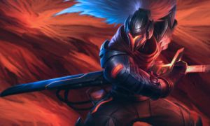 Project Yasuo ~ League Of Legends by rosemarie5