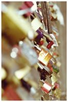 love padlock by ineos
