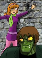 Caught by the Creeper! Zoinks! by Koku-chan