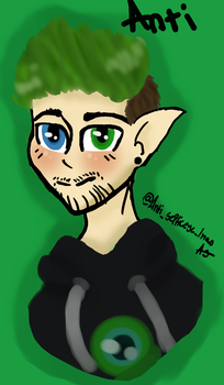 Antisepticeye by alisuustories