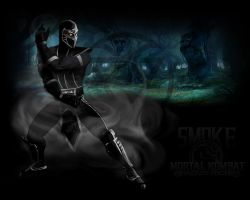 Shaolin Monks Smoke by PyroDark