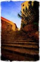 Stairs by vtr1000f
