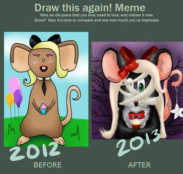 My progression in 1 year. by poloisindahouse