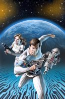 Buck Rogers by Az-I-Am