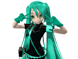 MMD LIW Miku by Remy1716