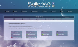 SailorX.com Community by SailorXv3