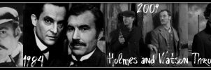 The Best of Holmes and Watson by Basil4Life