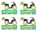 Go-Market Logo Update by Marniebright