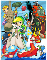 The Wind Waker by C-Of-M