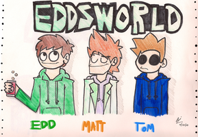 Eddsworld by LoneWolf98
