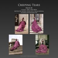 Creeping Tears Pack 85 by Elandria