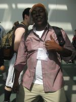 Anime Expo: Uncle Ruckus by punkanimelover