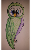 Owl Tattoo Design by lance-boudreaux