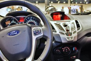2011 Ford Fiesta Interior by MrSlowNiko