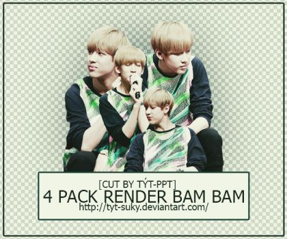 [SHARE]PACK RENDER BAMBAM#5 by Tyt-Suky