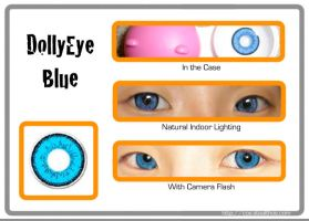 DollyEye Blue Lenses by Stealthos-Aurion