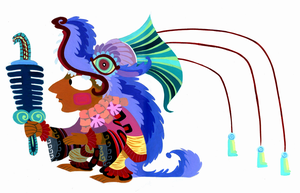 Aztec tween by Pocketowl