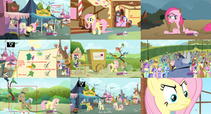 Derpy and Co in S2Ep19 by 8feet