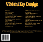 Remade CD Back Cover by xlllx-rick-xlllx