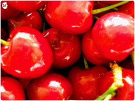 Cherries by MarinaCoric