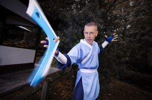 Sokka - Avatar: The Last Airbender by TophWei