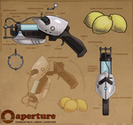 80s Combustible Lemon Launcher by TheLoneRedSheep