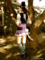 Hatter: Frackin Mad by dollphinwing