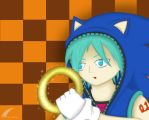 Livestream RQ: Miku The Hedgehog by Angel-Hearted-Being