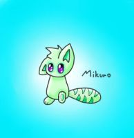 Mikuro by CoolUmbreon