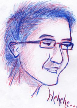 Me - Autorretrato by toDsign