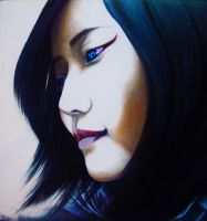 Blue Raven by CharlieCelis
