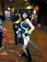 Colossalcon 2012- Female Warrior by 22123