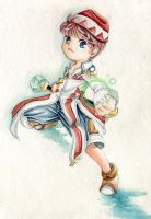 FF: WhiteMage by yama30