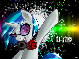 DJ Pon3 by Pon3Splash