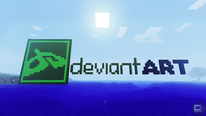 Minecraft - DeviantArt Tribute by CoopaD