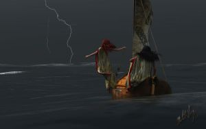 The Coming Storm by ManFromAbora